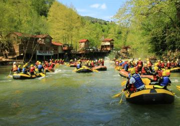 Rafting Organization